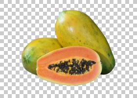 木瓜西瓜Auglis水果,木瓜拉材料PNG剪贴画天然食品,干果,免费Logo