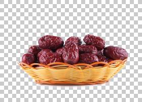 枣枣椰子干果,日期PNG剪贴画食物,甜味,水果,数据,水果坚果,超级