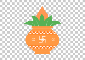 Kalasha象征印度教,印度教婚礼PNG剪贴画杂项,食品,橙色,桌面壁纸