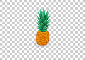 Pineapple Euclidean,菠萝PNG剪贴画食品,生日快乐矢量图像,菠萝