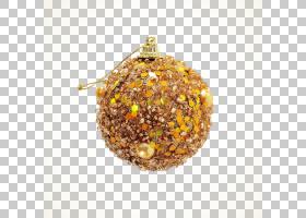 Polvorxf3n圣诞节装饰品,金色圣诞球PNG剪贴画金色框架,食品,摄影