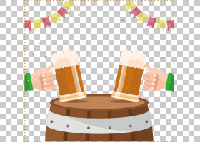 慕尼黑慕尼黑啤酒节,为慕尼黑啤酒节喝彩! PNG剪贴画食品,假期,