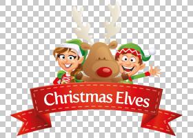 圣诞精灵圣诞精灵圣诞树,圣诞精灵PNG剪贴画食品,假期,小精灵,徽