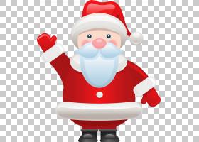 圣诞老人PèreNo?l,圣诞老人艺术,圣诞老人粉丝艺术PNG剪贴画剪