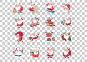 圣诞老人圣诞节ICO图标,圣诞老人PNG剪贴画假期,虚构人物,圣诞老