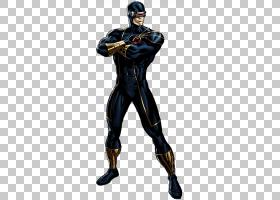 奇迹:复仇者联盟独眼巨人克林特巴顿教授X Havok,独眼巨人透明背