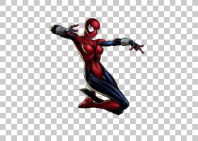 奇迹:复仇者联盟蜘蛛侠梅帕克迈尔斯莫拉莱斯玛丽珍沃森,蜘蛛女