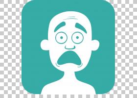 心情扫描仪恶作剧图标,害怕表达人图标PNG剪贴画脸,人,相机图标,