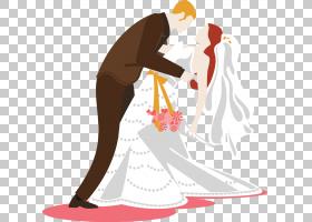 新婚夫妇,新娘和新郎PNG剪贴画人,夫妇,生日快乐矢量图像,新娘,虚