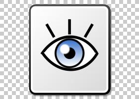 计算机图标Nuvola,描述Nuvola Eye Icon PNG剪贴画摄影,人物,信息