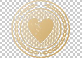 心形华丽花边小麦风PNG剪贴画爱,心,形状,生日快乐矢量图像,心,破