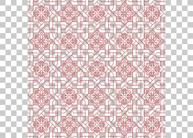 古兰经伊斯兰教欧几里德计算机文件,中国风装饰背景,红色和绿色花