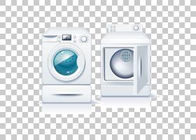 萨拉托夫洗衣机服装,洗衣机脱水PNG剪贴画白色,电子产品,衣服烘干