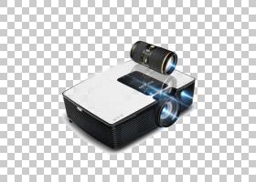 蓝光,光盘理光视频投影仪液晶投影仪1080p,投影机首页PNG剪贴画角