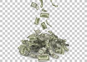 钱美国美元,下跌的钱,美元钞票PNG剪贴画储蓄,现金,货币转换器,下