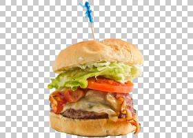 汉堡滑块芝士汉堡素食汉堡快餐,汉堡和三明治PNG剪贴画食品,食谱,