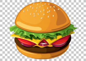 汉堡芝士汉堡,汉堡,芝士汉堡PNG剪贴画食品,早餐,剪贴画,芝士汉堡