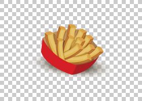 法式炸薯条肯德基汉堡包垃圾食品快餐,炸薯条PNG剪贴画食品,薯条,