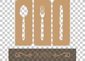 刀叉木勺,刀叉PNG剪贴画食品,文本,生日快乐矢量图像,封装的PostS