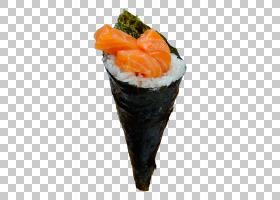 加州卷生鱼片烟熏三文鱼寿司日本料理,寿司PNG剪贴画食品,食谱,美