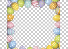 复活节兔子红色复活节彩蛋,华丽的复活节边框图案,复活节彩蛋背景