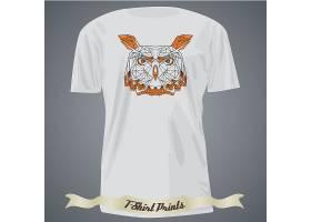 创意T恤衣服图案设计