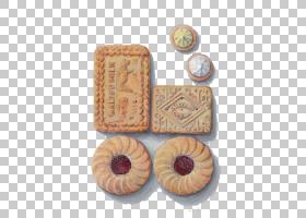 冰淇淋蛋奶油英国菜饼干食品,手绘饼干PNG剪贴画水彩画,画,烘烤,
