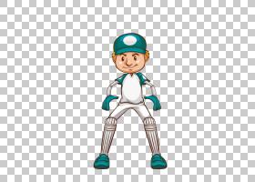 板球绘图素描,卡通运动男孩PNG剪贴画卡通人物,孩子,手,运动,人,