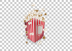 爆米花电影院电影票,爆米花PNG剪贴画食品,生日快乐矢量图像,可乐