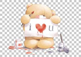 爱博客泰迪熊,可爱卡通泰迪熊PNG剪贴画卡通人物,儿童,画,动物,手