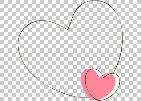爱边框,心PNG剪贴画框架,心,心,卡通,设计,产品,边框纹理,项目,产