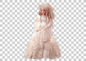 芭比娃娃服装娃娃珍妮,芭比娃娃PNG剪贴画卡通,女孩,娃娃,婚纱礼