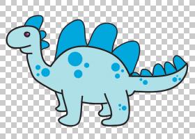 霸王龙三角龙恐龙,粉红色恐龙的PNG剪贴画卡通,网站,可爱,线,有机