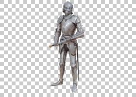 15世纪中世纪骑士板甲,骑士盔甲设计PNG剪贴画武器,装甲车,骑士,