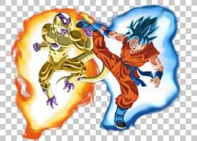 Frieza Goku Vegeta龙珠Xenoverse Beerus,与PNG剪贴画电脑壁纸,