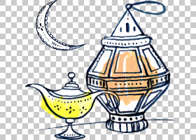 Aladdin Euclidean,阿拉丁的灯PNG剪贴画灯具,灯具,卡通,油灯,灯