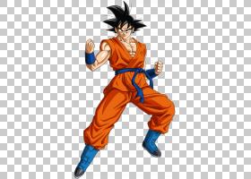 Goku Gohan Frieza大师Roshi Vegeta,悟空PNG剪贴画超级英雄,虚构