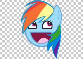 Rainbow Dash Derpy Hooves Applejack Rarity Pony,Epic Face Ba