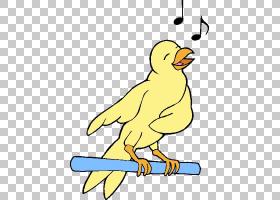 Bird Singing,The Singing Bird PNG剪贴画动物群,爱情鸟类,卡通,