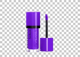 Bourjois口红化妆品胭脂,紫罗兰色口红唇膏PNG剪贴画杂项,紫色,颜