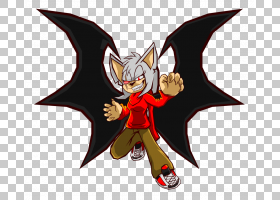 Sonic Battle Blaze猫圣诞传奇生物恶魔,红蝙蝠PNG剪贴画传说中的