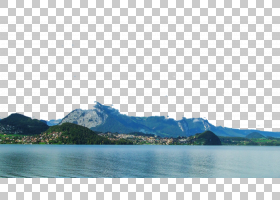 Lake Thun湖,图恩湖十九PNG剪贴画电脑,电脑壁纸,着名,瑞士,卡通