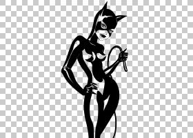 Catwoman Harley Quinn蝙蝠侠漫画漫画书,猫女PNG剪贴画哺乳动物,