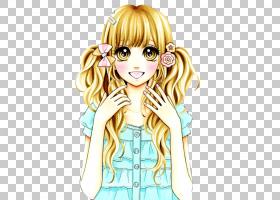 Nagareboshi Lens Shu014djo漫画动漫Ribon,漫画透明PNG剪贴画cg