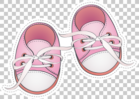 Diaper Convite免费,卡鞋PNG剪贴画模板,时尚,名片,婴儿,卡通,翻