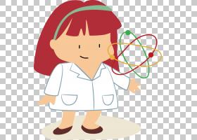 Utonium教授卡通科学家,女科学家PNG剪贴画儿童,妇女配件,手,印度