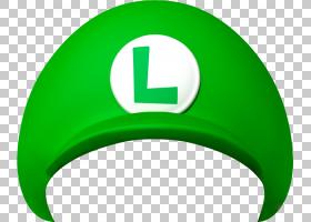 Luigis Mansion 2 Mario Cap,luigi PNG剪贴画帽子,商标,徽标,任