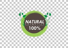 Circle Logo Nature,自然元素PNG剪贴画模板,叶,标签,文本,徽标,