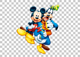 Mickey Mouse Minnie Mouse Goofy,迪士尼PNG剪贴画英雄,脊椎动物