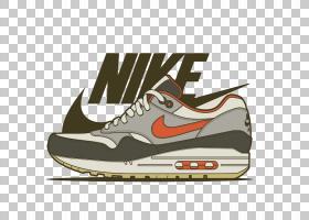 Nike Nike Air Max Air Jordan运动鞋,Flat Nike运动鞋PNG剪贴画l